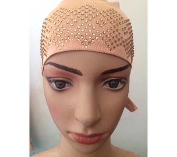 Pallet tube cap