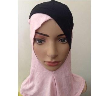 Dual color ninja cap