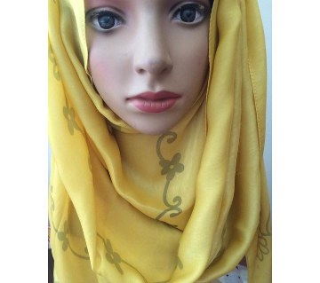 Pure silk hijab