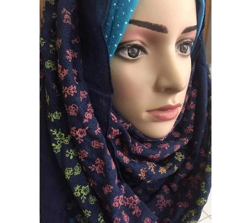 Ladies cotton maxi hijab