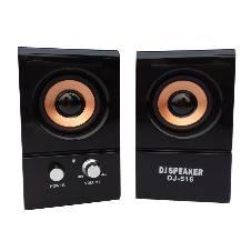 DJ-516 2.0 AC Power Speaker