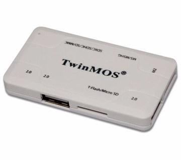 TwinMos USB Hub and Card Reader