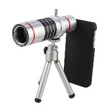 18x Optical Zoom Telescope Camera Lens With Tripod