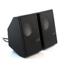 D7 Mini 2.0 Multimedia USB Speaker - Black