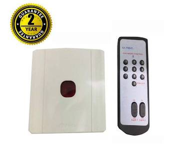 Remote control electric switch
