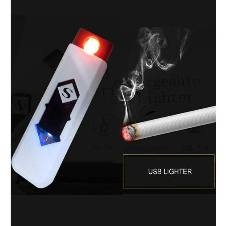 USB rechargeable cigarette lighter
