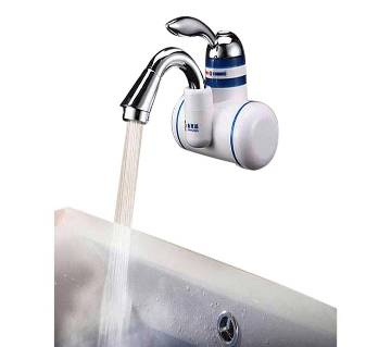 Instant water heater tap