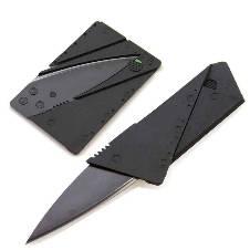 Credit Card Shaped Knife