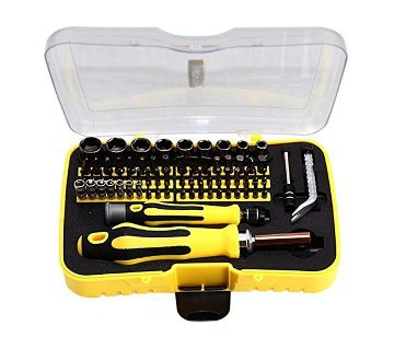 71 in 1 multi function hardware tools