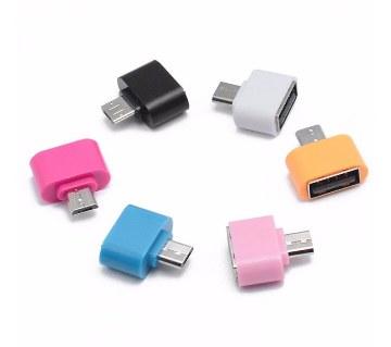 Micro USB OTG Converter