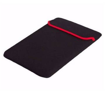 "14"" Laptop Pouch Bag - Red and Black"