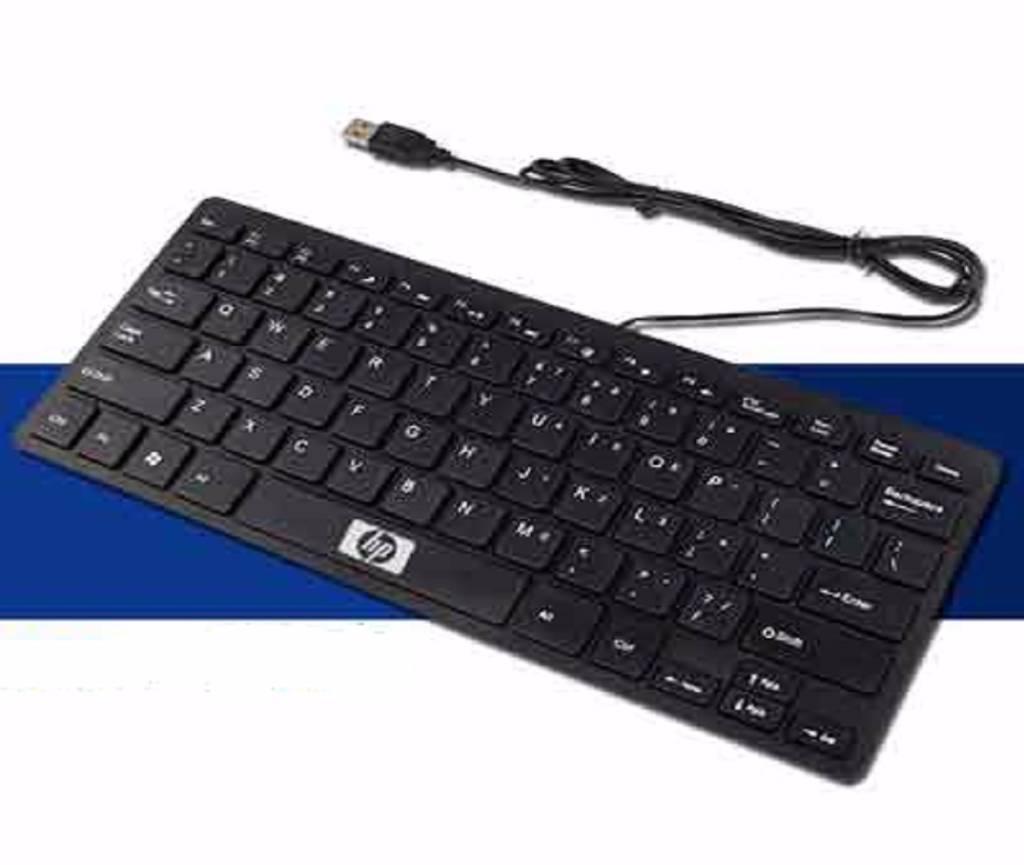 hp মিনি USB কী-বোর্ড বাংলাদেশ - 554703