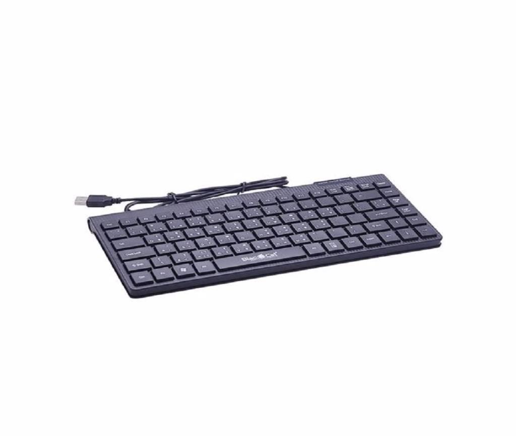 Black Cat মিনি USB কিবোর্ড বাংলাদেশ - 554708