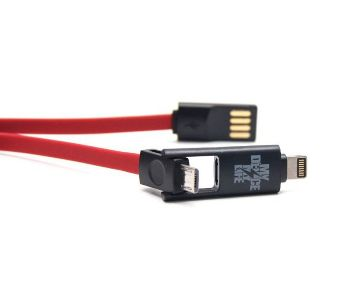 Remax charger and Data cable