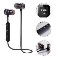 XT-6 Metal Sports Bluetooth Earphone