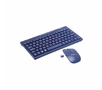 A.Tech 2.4GHz Wireless Keyboard+mouse