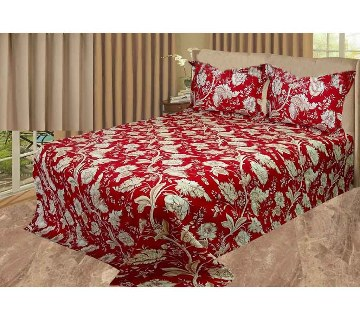 Original Home Tex cotton double bedsheet set