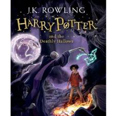 Harry Potter and the Deathly Hallows (Paperback Version)
