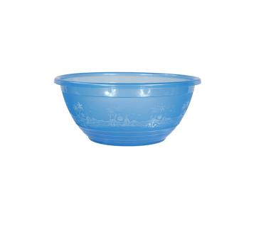 72111 Crystal Bowl 5.5L - Light Blue (Combo of 2)