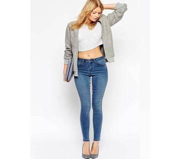 Denim Jeans Pants for Women
