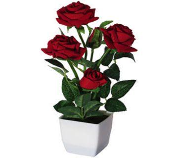 Artificial Rose plant