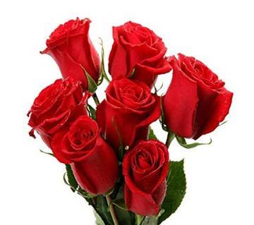 Pack of 6 pcs Artificial flowers Rose