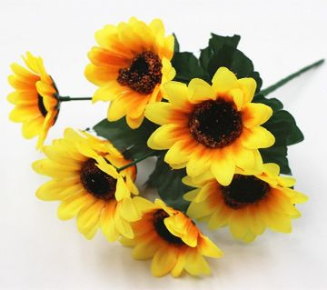 Artificial sunflower