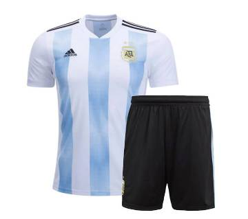 2 Combo Argentina Thailand Branded Jersey & Short Pant