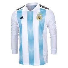 Argentina Full Sleeve Branded Jersey-Thailand  (Copy)