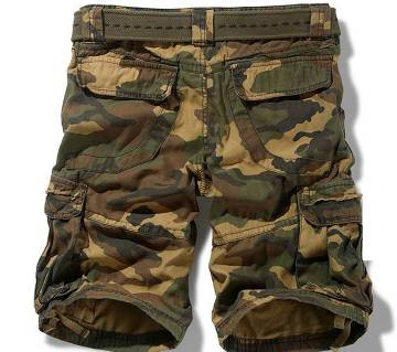 Mens Army Three Quarter Pant