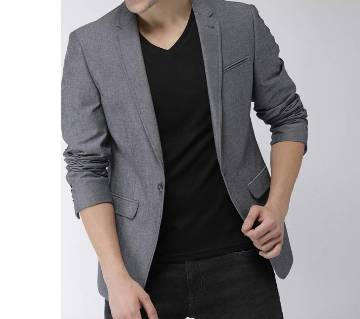 Slim Fit Blazer For Men