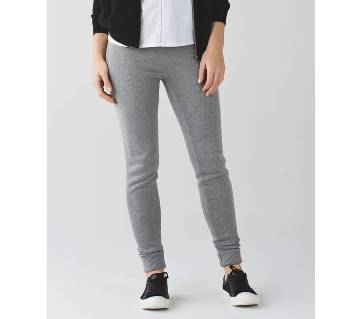 Ladies Slim Fit Cotton Sweat Pant