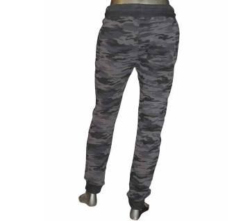 Ladies Army Printed Cotton Pant
