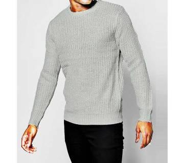 Wool Sleeveless Sweater For Men