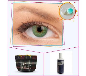 Color Contact Lens From Fresh Look