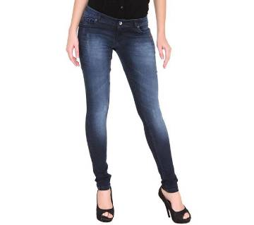 Ladies denim jeans pant