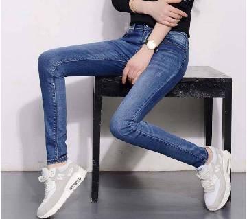 Ladies denim jeans pant