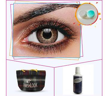 Snow White Brown - Fresh Look Contact lens