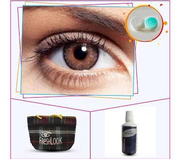 Fresh Look Contact lens- Brown
