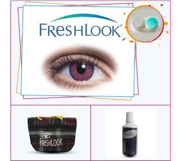 Women Fashion Eye Contact Lens