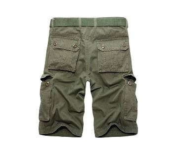 Olive Shorts For Men