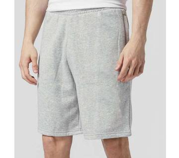 Ash Cotton Shorts For Men