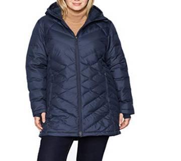 Ladies Full Sleeve Puffer Jacket
