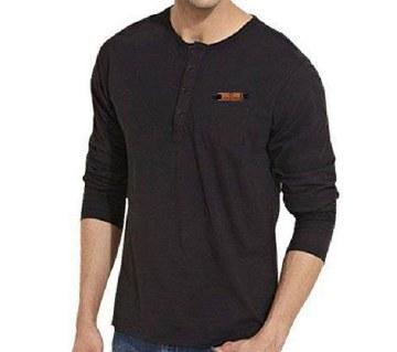 Full Sleeves Cotton T-shirt