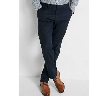 Navy Blue Formal Pant For Men