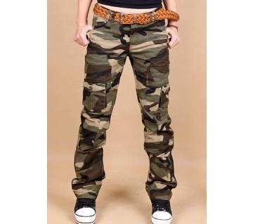 Army Printed Pant For Women