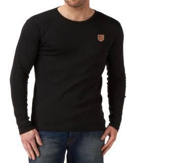 Gents Full Sleeve Winter Cotton T-Shirt