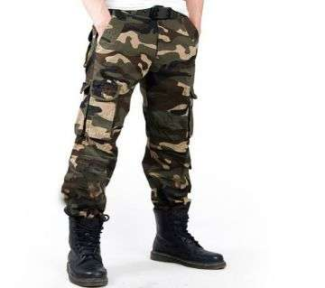 Mobile Pant For Men -Army