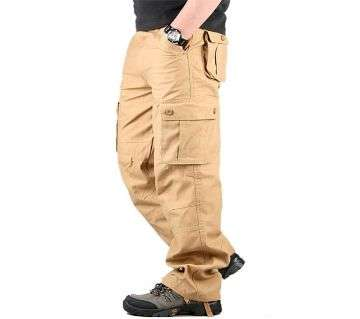 Khaki Color Mobile Pant for Men