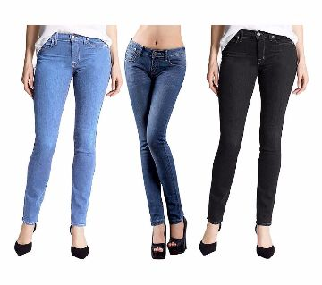 Ladies Pant 4 Pieces Combo Offer